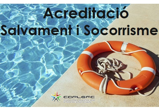 ACREDITACIO SALVAMENT I SOCORRISME